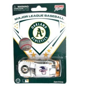 Lionel MLB Collectible Cars Oakland A's